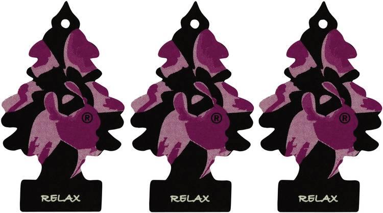 Image of Wunder-Baum Geurkaart Relax 3 stuks