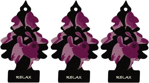 Wunder-Baum Geurkaart Relax 3 stuks