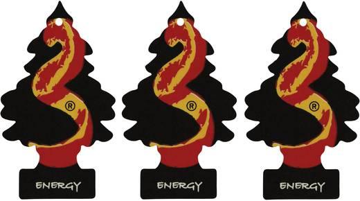 Wunder-Baum Geurkaart Energy 3 stuks