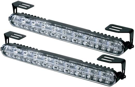 Dagrijlicht, Positielicht LED (b x h x d) 230 x 28 x 35 mm DINO 610790 610790