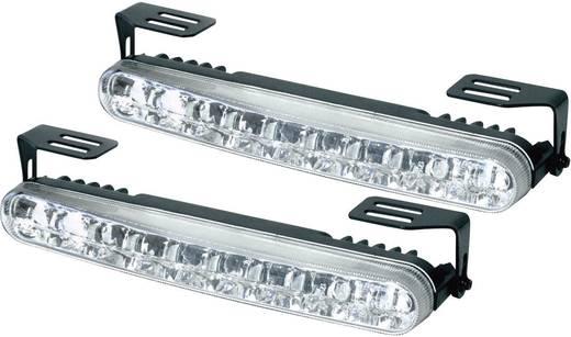 Dagrijlicht LED (b x h x d) 182 x 24 x 43 mm DINO 610791 610791