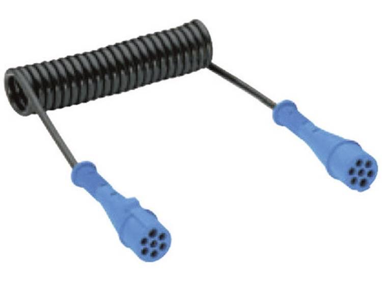 Verbindingskabel [Stekkerdoos, 7 polig, type N Stekkerdoos, 7 polig, type N] SecoRüt 40530
