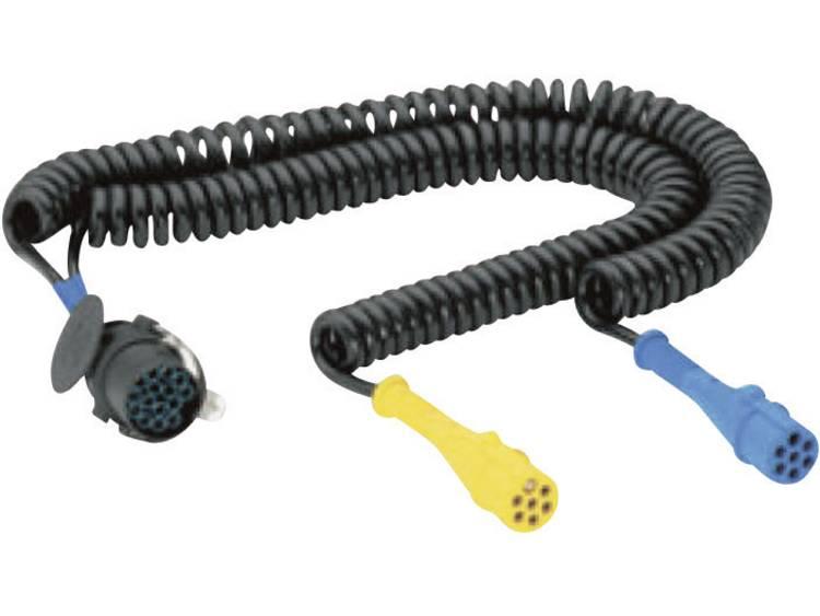 Verbindingskabel [Stekkerdoos, 15 polig, Stekkerdoos, 7 polig, type S, Stekkerdoos, 7 polig, type N Stekkerdoos, 15 polig, Stekkerdoos, 7 polig, type S,