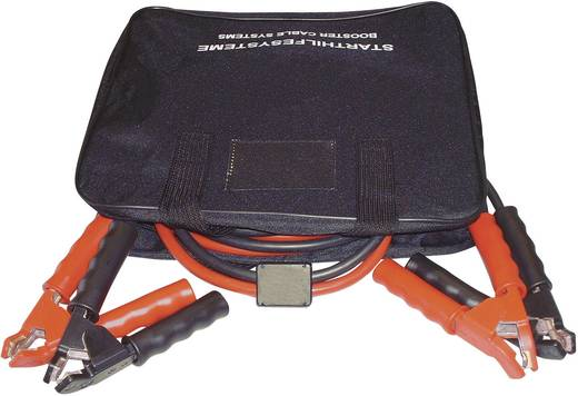 SET® TS 870 Startkabels 70 mm² Koper 7 m met geïsoleerde accuklemmen, met haakse, messing klemmen Koper