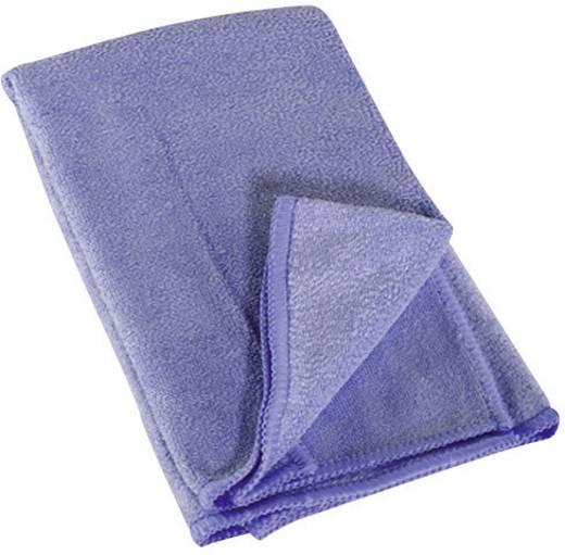 009610 Microvezeldoekje blauw 1 stuks (l x b) 400 mm x 400 mm