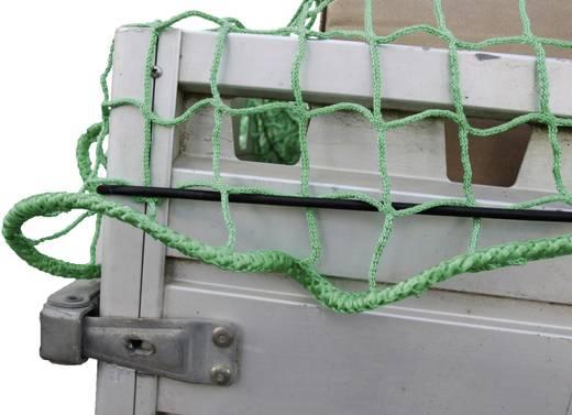 Aanhangernet (l x b) 4 m x 3 m 25166 25166 Met rubberen spanband