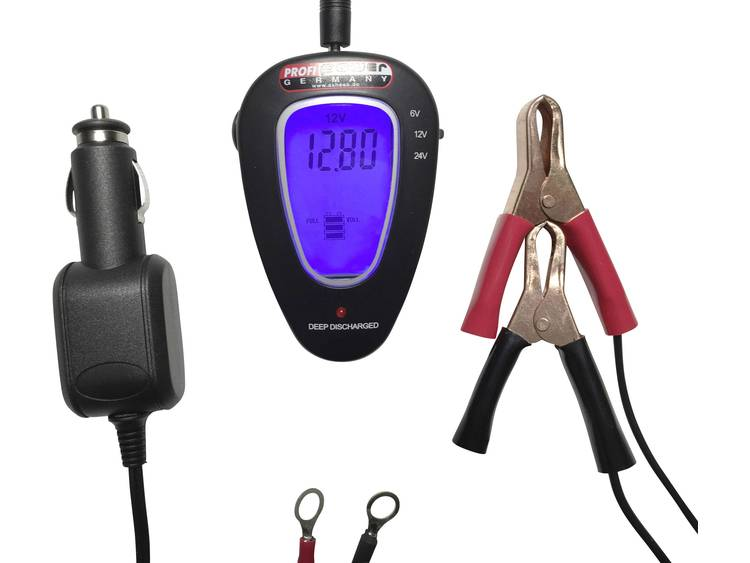Profi Power Accutester 24 V, 12 V 2.913.900