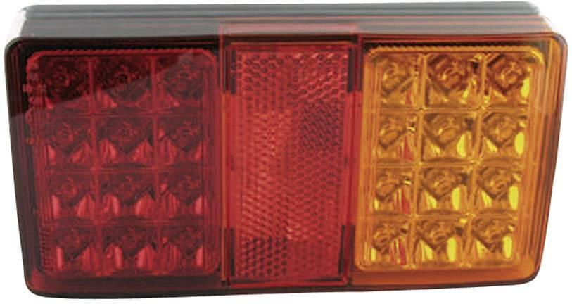 Led Lampen Aanhangwagen : Led aanhangerachterlicht remlicht reflector knipperlicht