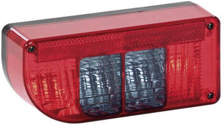 Image of Gloeilamp Aanhangerachterlicht Knipperlicht, Remlicht, Mistachterlicht, Kentekenverlichting, Achterlicht achter, links 12 V SecoRut Helder glas