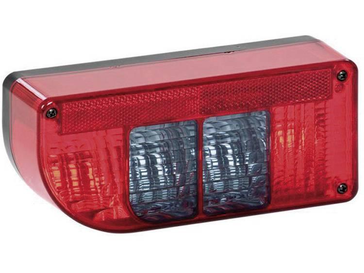 Gloeilamp Aanhangerachterlicht Knipperlicht, Remlicht, Mistachterlicht, Kentekenverlichting, Achterlicht achter, links 12 V SecoRüt Helder glas