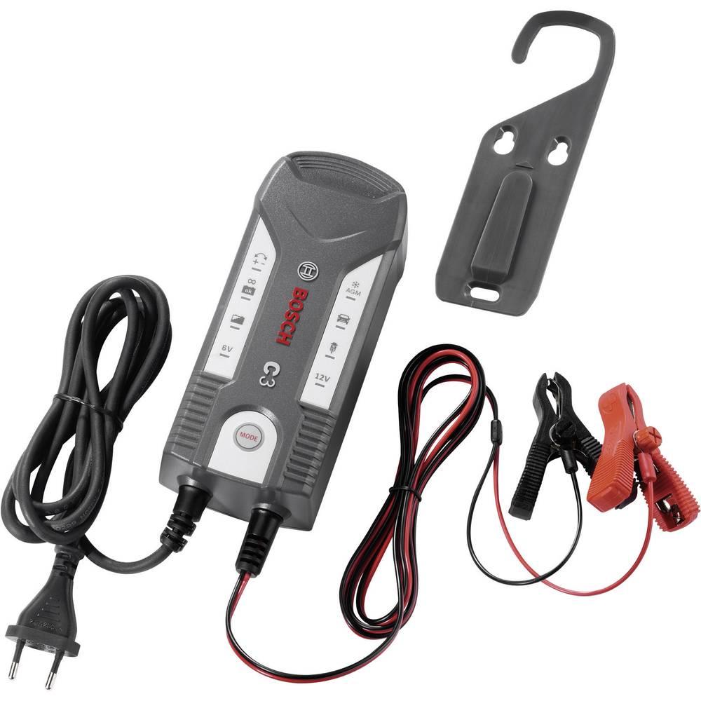 Bosch Bosch C3 Automatische acculader 6 V, 12 V