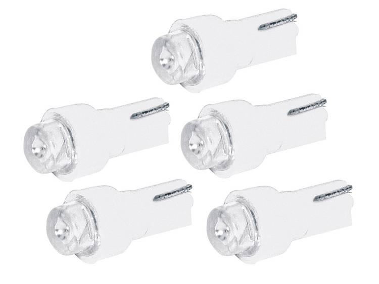 Eufab LED-gloeilamp voor instrumentverlichting T5 Wit