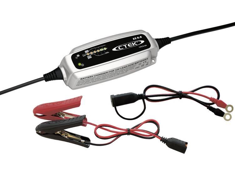 CTEK XS 0.8 Automatische acculader 12 V