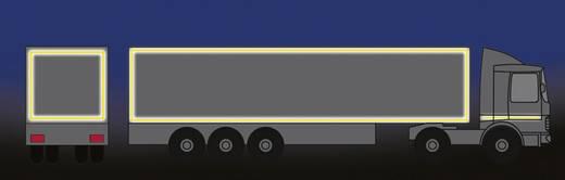 3M Contourmarkeringsband Diamond Grade Voor vaste bovenbouw Geel reflecterend