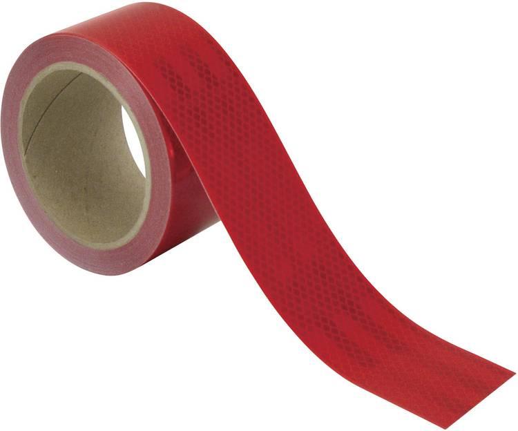 Image of 3M Contourmarkeringsband Diamond Grade Voor vaste bovenbouw Rood (reflecterend)