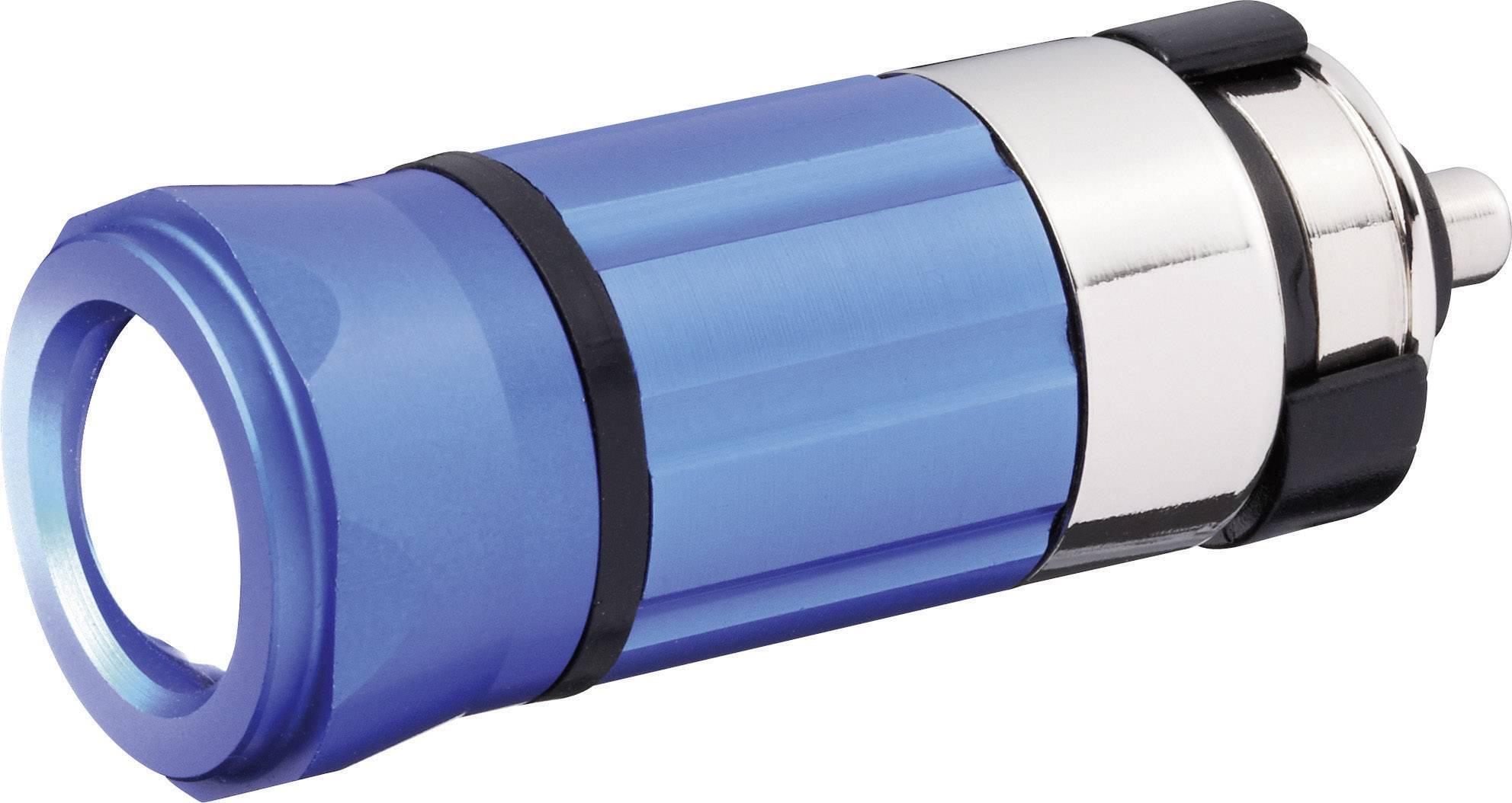 lamp voor sigarettenaansteker 12 v led x l 23 mm x 55 mm accuwerking al9507b al9507b