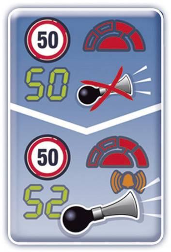 Snelheidmeter Head-up-Display speed/visio