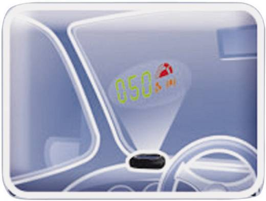 Headup display Valeo 632051 78 mm x 19 mm x
