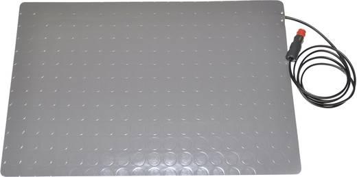 ProCar by Paroli Warmtemat PVC (l x b) 60 cm x 40 cm 12 V Grijs