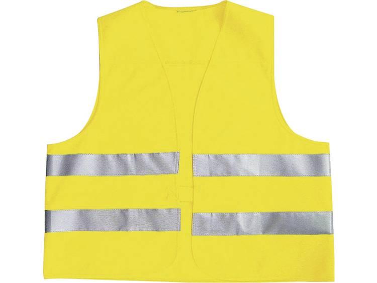 86053 Volwassene Helder geel, Zilver (reflecterend)