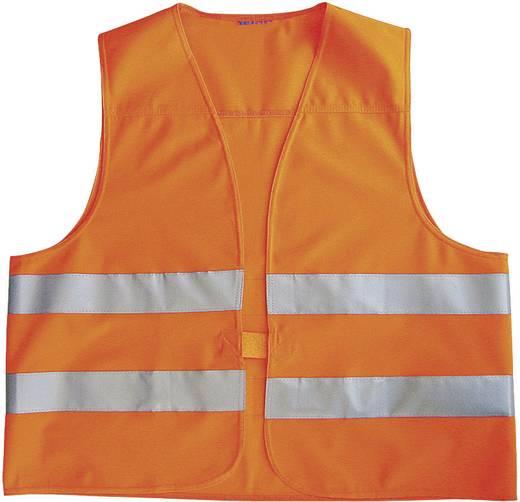 Veiligheidsvest EN 471 Volwassene Helder-oranje, Zilver (reflecterend)