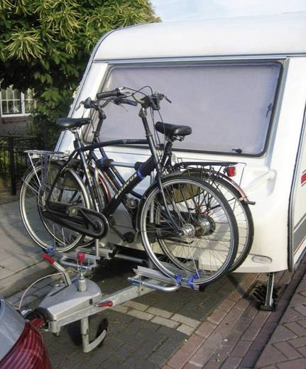 Eufab Fietsdrager voor dissel 11807 Fietsendrager Aantal fietsen (max.)=2