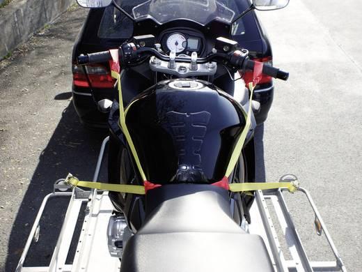 LAS Bevestigingssysteem voor motorfietsen 4-delig (l x b) 2.5 m x 25 mm