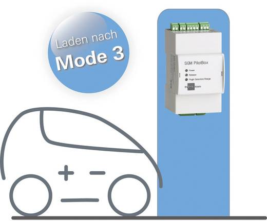 Insys SGM PilotBox 1.1 laadcontroller Pilot-Box 1.1 12-01-00-00-00.002