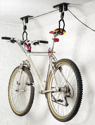 Eufab Deckenlift für Fahrräder Fietslift 20 kg draagvermogen