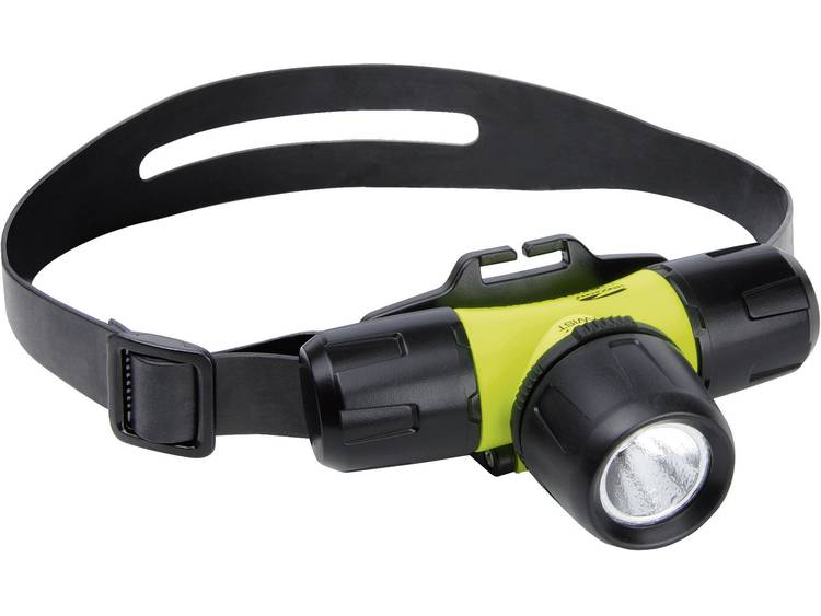 LED Duik-hoofdlamp LiteXpress Liberty Aqua 1 Werkt op batterijen 180 g Geel, Zwart LXL10000W4