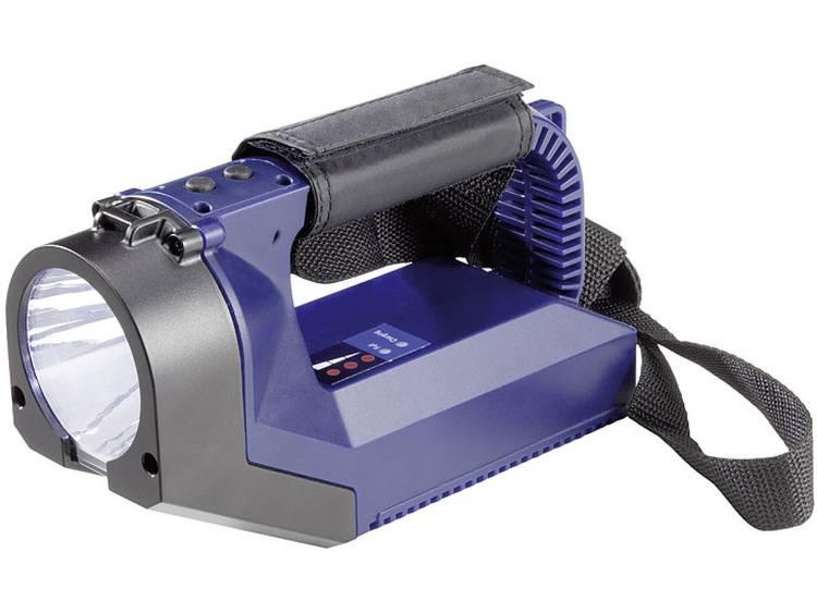 IVT Accu-handschijnwerper LED 3 W, lithium-accu Donkerblauw PL-830.03.Li 1x power-LED van 3 W · 6x S