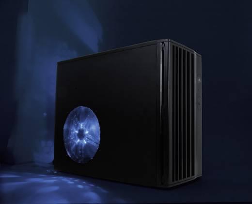 PC ventilator Akasa AK-FN066 Transparant (b x h x d) 220 x 220 x 30 mm