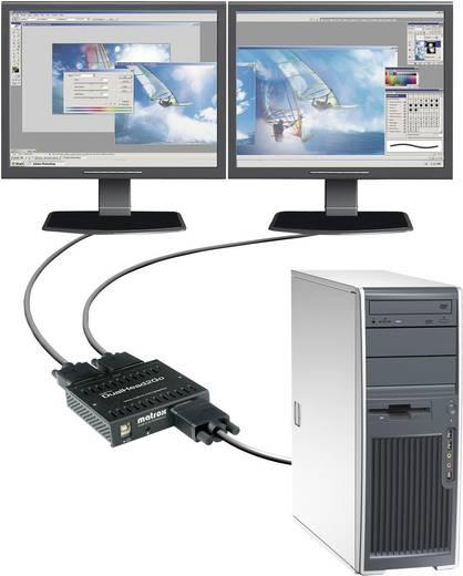 Matrox Dual-Head2Go Analog Edition Externe videokaart Aantal ondersteunende monitors: 2