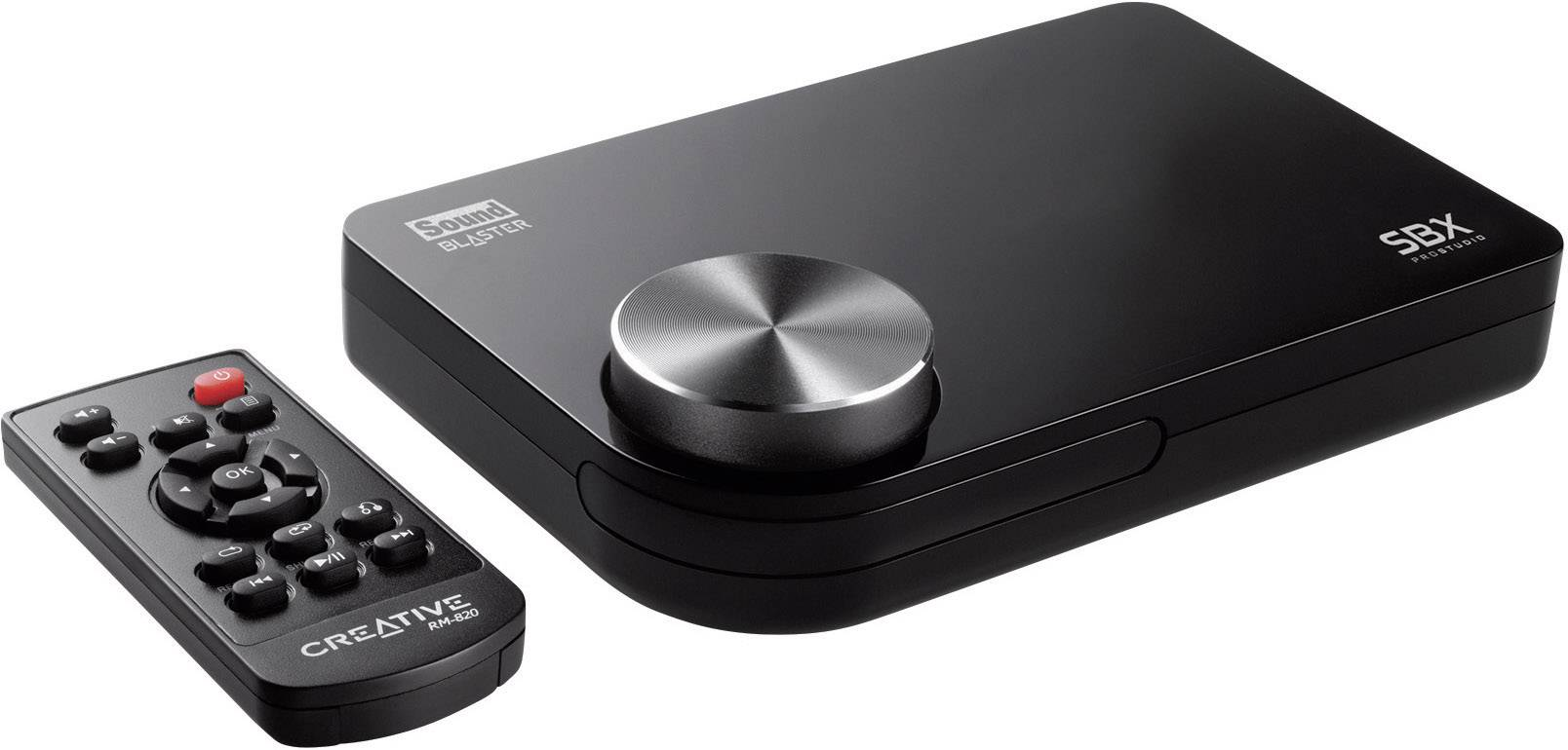 Verwonderlijk 5.1 Externe geluidskaart Sound Blaster SoundBlaster X-FI Surround IR-15