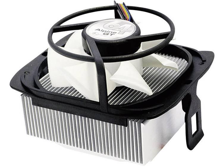 Arctic Alpine 64 GT Rev.2 CPU-koellichaam met ventilator