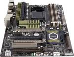 ASUS Sabertooth 990FX moederbord met socket AM3+