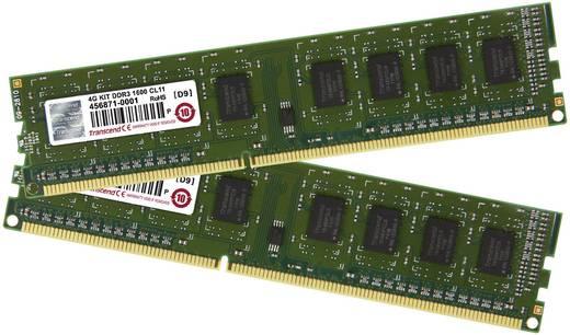 Transcend 4 GB Kit DDR3-RAM-1600 MHz