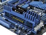 Corsair Vengeance Cerulean Blue pc-werkgeheugen 8 GB pakket DDR3 1600 MHz