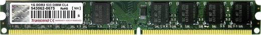 Transcend TS128MLQ64V5J 1 GB DDR2-RAM PC-werkgeheugen module 533 MHz 1 x 1 GB