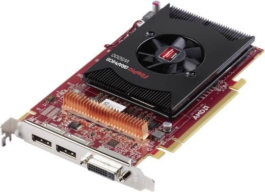 AMD FirePro W5000 2048 MB grafische kaart PCIe x16