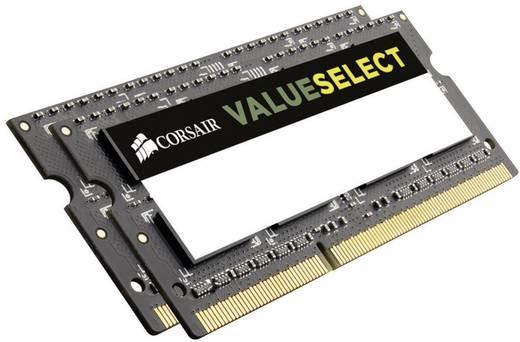 Corsair ValueSelect 16 GB DDR3-RAM 1333 MHz CL9 9-9-24 CMSO16GX3M2A1333C9 Laptop-werkgeheugen kit 2 x 8 GB