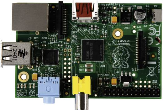 Raspberry Pi model B 512 MB Zonder besturingssysteem