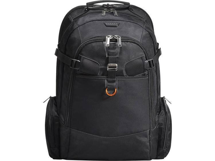 Everki Titan laptop rugtas 46,74 cm (18,4), zwart Laptop rugtas