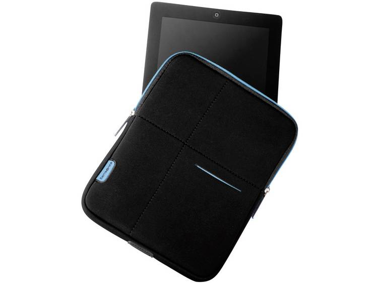 Airglow Laptop Sleeve 7 Black Blue