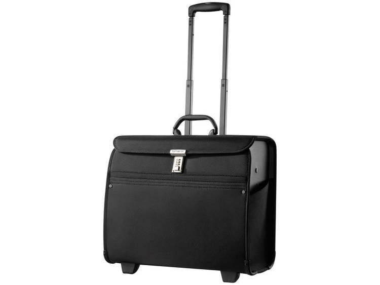 Samsonite Transit² Pilot Laptop trolley Geschikt voor maximaal (inch): 43,2 cm (17) Zwart