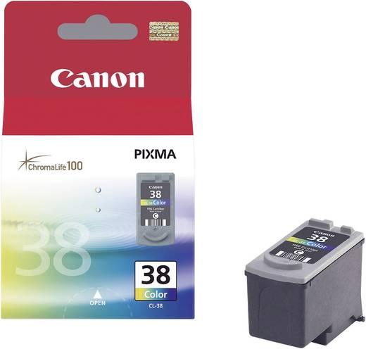 Canon Inkt CL-38 Origineel Cyaan, Magenta, Geel 2146B001