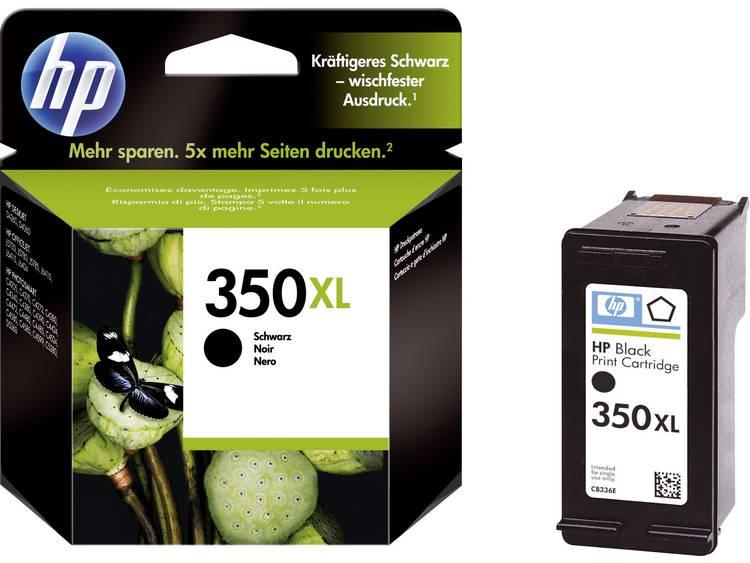 HP Inkt 350XL Origineel Zwart CB336EE