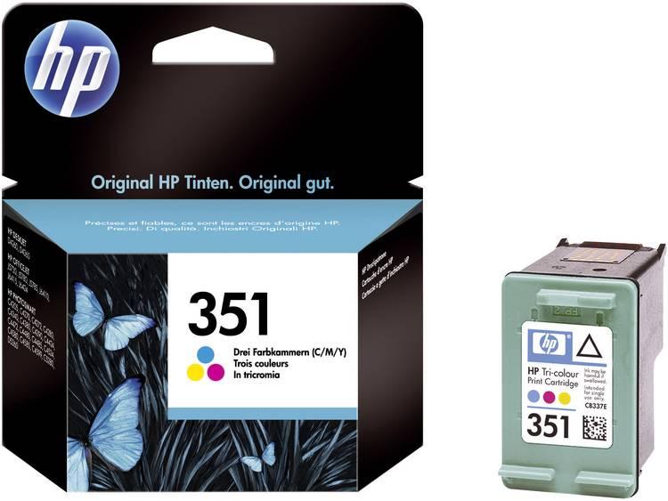 HP Cartridge 351 Cyaan, Magenta, Geel