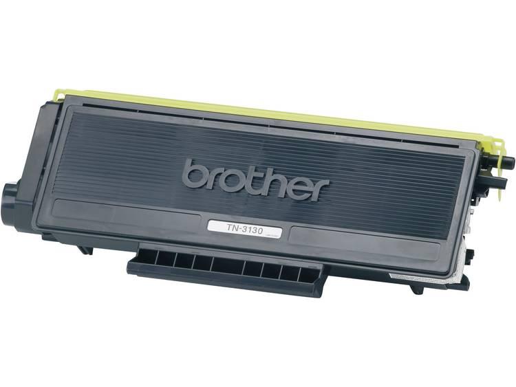 Brother Tonercassette TN 3130 TN3130 Origineel Zwart 3500 bladzijden
