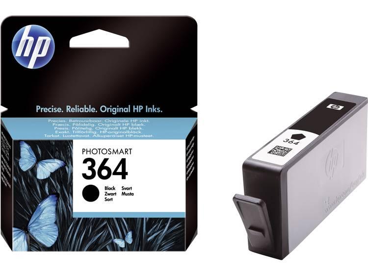 HP Cartridge 364 Origineel Zwart CB316EE Cartridge